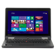 ThinkPad S1 Yoga 20DLA00ACD 12.5英寸笔记本(i7-5500U/8G/500G+16G SSD/HD 5500/Win8.1/陨石银)