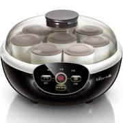 小熊 SNJ-A15E1酸奶机 智能8分杯恒温发酵米酒泡菜一机多用 褐色