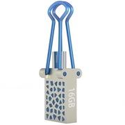 OV SPD012 16G 金属OTG高速U盘 手机电脑两用 (MICRO USB+USB2.0双接口)手机U盘 蓝色