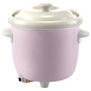 其他 金正(NINTAUS)JZZ-07B 多功能白瓷电炖锅 婴儿电炖煲 陶瓷电炖盅07.L 粉色