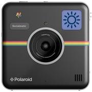 宝丽来 Socialmatic Instagram 拍立得数码相机 黑色