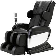 乐尔康 乐尔康LEK-988D按摩椅家用太空舱 黑色