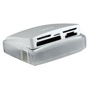 雷克沙 25合一USB 3.0 读卡器 sd/cf卡3.0高速读卡器 多合一