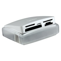 雷克沙 25合一USB 3.0 读卡器 sd/cf卡3.0高速读卡器 多合一产品图片主图