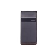康佳 K501 移动/联通2G翻盖老人手机 双卡双待 咖啡色