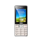 海尔 HG-M512 老人手机 移动/联通2G 双卡双待 炫彩金