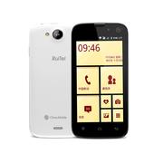 瑞恒  6801 移动3G智能老人手机 白色