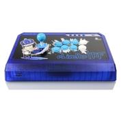 拳霸(QANBA) Q4 RAF 限定版 XBOX360/PS3/PC 三合一街机游戏摇杆 明星限定版蓝