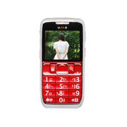 优摩 L908 移动/联通2G老人手机 红色