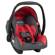Storchenmuhle STM爱心天使婴儿提篮式德国儿童安全座椅宝宝坐椅 梦想红/Chilli