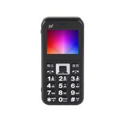 至尊宝 T99 功能3G手机 黑色 黑色