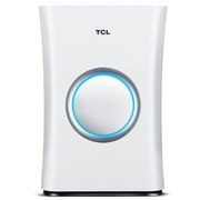 TCL TKJ400A5空气净化器 CADR:403立方米/小时 负离子四色炫彩(小蛮腰)