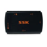 飚王 SCRM059风行多功能读卡器 USB3.0 支持SD\CF\TF等手机相机卡