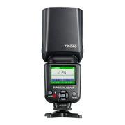 捷宝 TR-985C 全自动彩屏中文版 佳能单反相机闪光灯通用