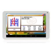 清华同方 学习平板电脑N718+ 电子词典学生电脑小学初中课本同步点读学习机英语点读机学习机 白色