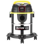 欧圣 干湿两用吸尘器 小型家用商用 强力静音大功率20L