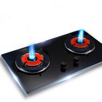 科王 K32燃气灶 嵌入式灶具 煤气灶天然气灶 双灶烟机 红外聚能燃气灶 K32-液化气产品图片主图