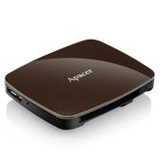 宇瞻 AM530 USB 3.0 多功能高速读卡器 鎏金棕