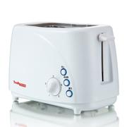 Tenfly 添美家 THT-8868 多士炉烤面包机 多功能家用全自动吐司机早餐机 牛奶白