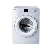 TCL XQG80-F12101TBP 8公斤 除菌变频滚筒洗衣机(芭蕾白)