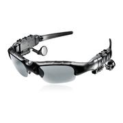 ORCS 智能蓝牙眼镜太阳镜 立体声蓝牙耳机 开车必备 安卓苹果手机通用 黑色