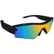 ORCS 蓝牙眼镜司机必备轻盈舒适太阳镜墨镜 远程拍照 偏光眼镜 黑色