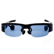 骨传导耳机防水无辐射偏光降噪高科技太阳蓝牙眼镜智能