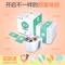 富信 蜜多家用冰淇淋机 冰激凌机 雪糕机 自带制冷无需预冻 白色产品图片4