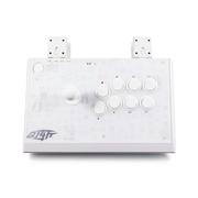 拳霸(QANBA) Q1-斩 PS3/PC 夹式可分拆街机游戏摇杆手柄 白色标准版