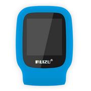 锐族 运动MP3播放器 有屏幕背夹跑步运动型夹子MP3 4GB 蓝 色