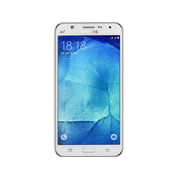 三星 Galaxy J7 J7008 移动4G手机(移动4G/月莹白)
