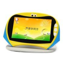 清华同方 H1儿童平板电脑 宝贝7寸电脑学习机幼儿益智玩具点读早教天才学习机故事机16G内存产品图片主图