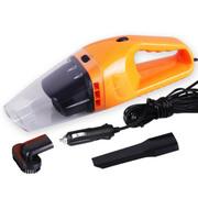 轩之梦 【货到付款】 车载吸尘器 车用大功率 汽车吸尘器 100W 干湿家车两用 橙色