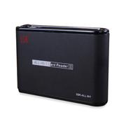 飚王 SCRM025 机器人多合一功能读卡器 金属 支持SD\CF\TF等手机相机卡