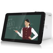 金正 Q8学习机10.1寸平板学生平板电脑小学生初高中课本同步点读机16G四核IPS屏可上网 官方标配+键盘皮套