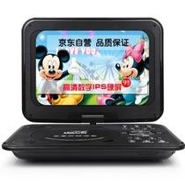 先科 FL-118C(黑色) 移动DVD高清多媒体影碟机产品图片主图