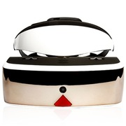 哲理 酷视PB-301 智能眼镜 wifi便携影院 头戴式 虚拟现实 立体VR游戏眼镜