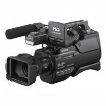 索尼 HXR-MC2500 mc2500C 肩扛式高清摄录一体机 婚庆摄像机 黑色产品图片主图