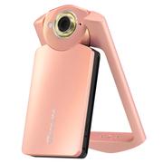 卡西欧 EX-TR550 TR500升级款 数码相机自拍神器/美颜自拍相机 粉色升级礼盒版