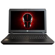 未来人类 T5s 15.6英寸笔记本(i7-4720HQ/4G/1T/GTX965M/黑色)