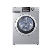 海尔 EG9012BX19S 9公斤大容量 1200转 双喷淋 滚筒 全自动洗衣机(银灰色)