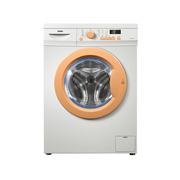 海尔 EG801200W 8公斤大容量 1200转 滚筒 全自动洗衣机(白色)