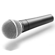 舒尔 舒尔SM58S 专业人声动圈话筒(有开关) 舞台 演出