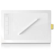 丽镜 丽境960白色 手写板数位板电脑绘画版手绘板数绘板电子画板手写输入板无电笔