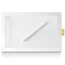 丽镜 丽境960白色 手写板数位板电脑绘画版手绘板数绘板电子画板手写输入板无电笔产品图片主图
