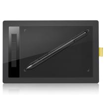 丽镜 丽境960黑色 手写板数位板电脑绘画版手绘板数绘板电子画板手写输入板无电笔产品图片主图