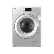 TCL XQG80-F12301TP 8公斤 除菌大屏滚筒洗衣机(星空银)