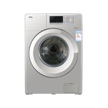 TCL XQG80-F12301TP 8公斤 除菌大屏滚筒洗衣机(星空银)产品图片主图