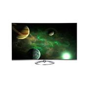 夏普 LCD-65UR30A 65英寸4K超高清液晶电视 安卓智能曲面屏(黑色)