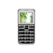 传奇 A738移动/联通2G老年人手机 双卡双待 黑色 标配版